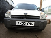 Запчасти  Ford Transit Conect 2002-2013  з